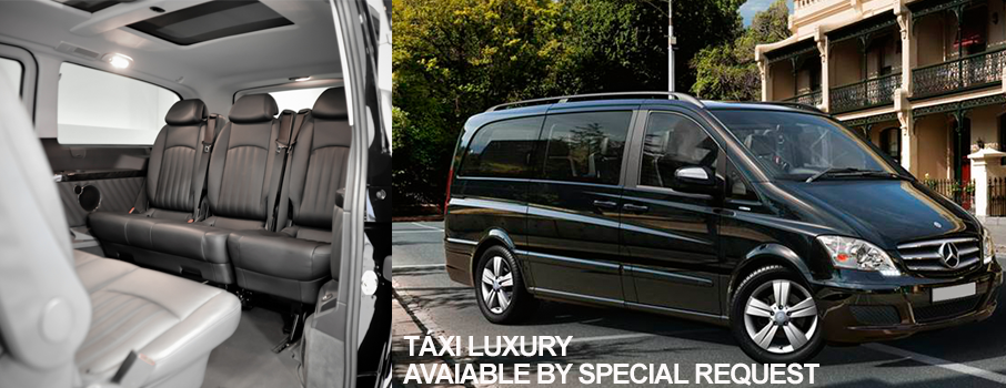 luxury taxi